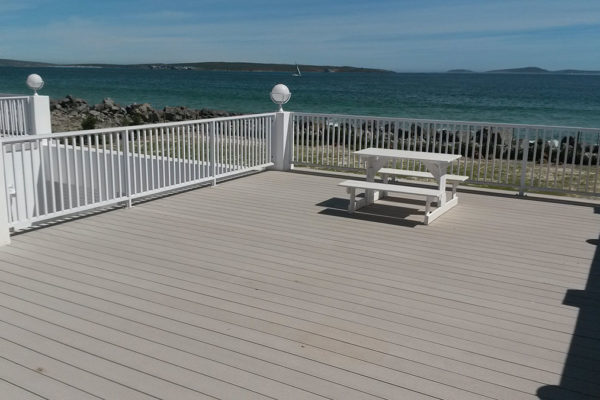 Timber Construction Composite Decking 12