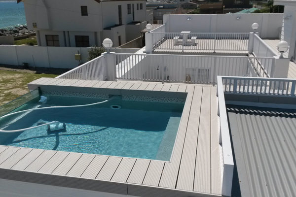 Timber Construction Composite Decking 13