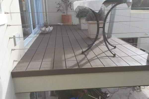 Timber Construction Composite Decking 19