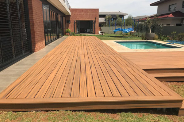 Timber Construction Composite Decking 24