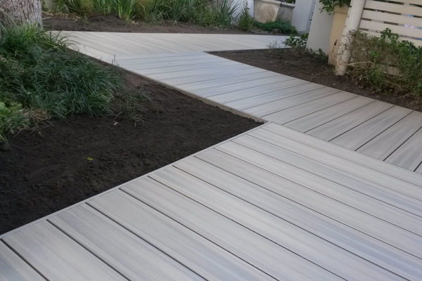 Timber Construction Composite Decking 26