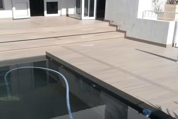 Timber Construction Composite Decking 27