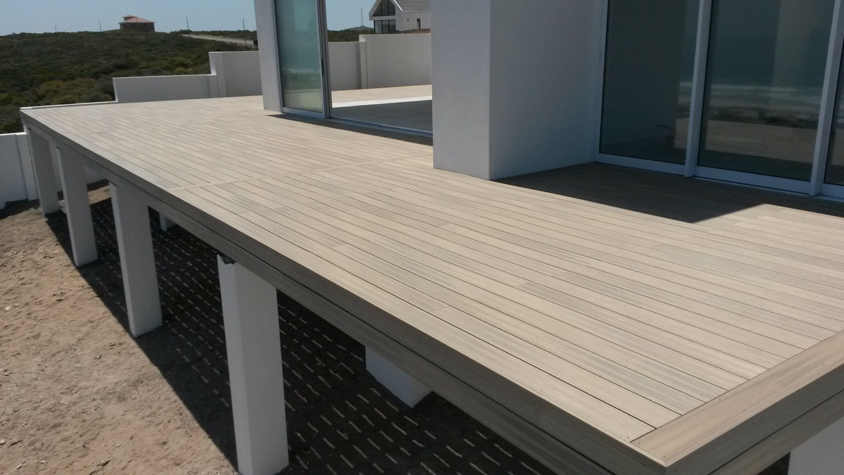 Timber Construction Composite Decking 31 Timber Construction