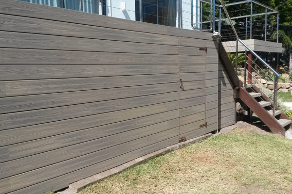 Timber Construction Composite Decking 32