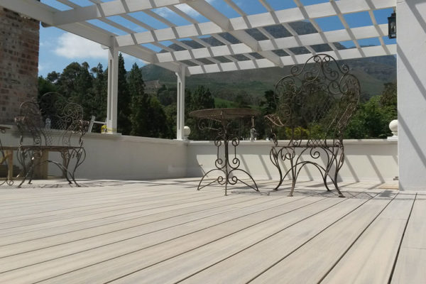 Timber Construction Composite Decking 33
