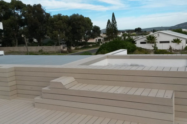Timber Construction Composite Decking 8