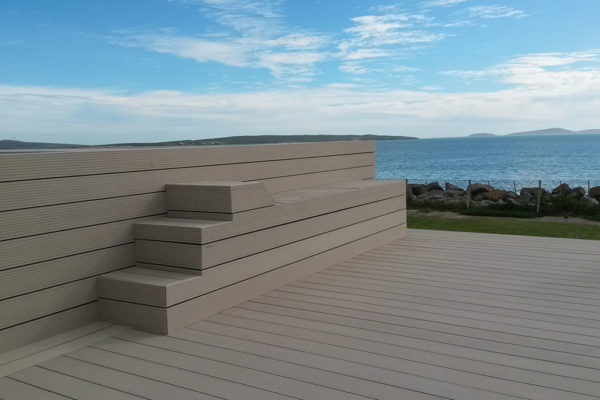 Timber Construction Composite Decking 9