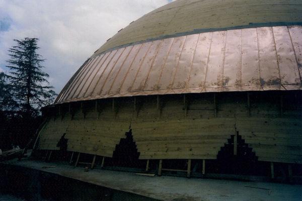 Timber Construction Greatpark Synagogue 2