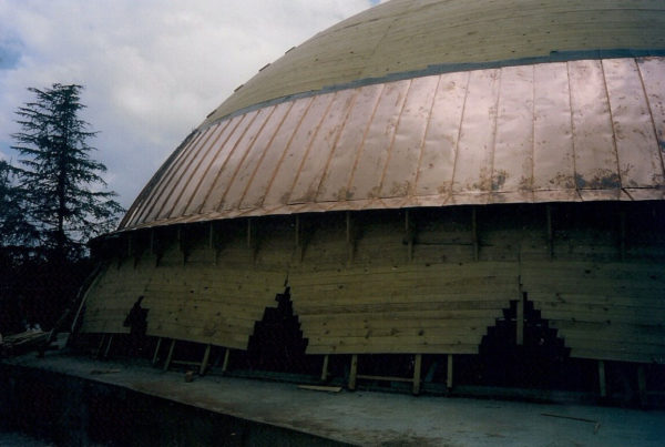 Timber Construction Greatpark Synagogue 2