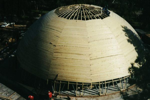 Timber Construction Greatpark Synagogue 3