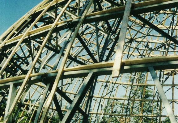 Timber Construction Greatpark Synagogue 4
