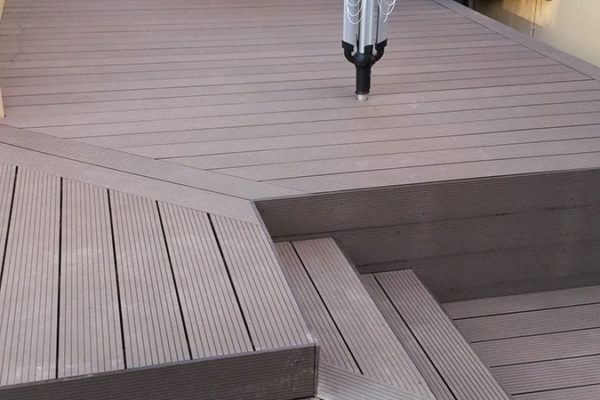 Timber Construction Outdoor Stairs and Balustrade 4