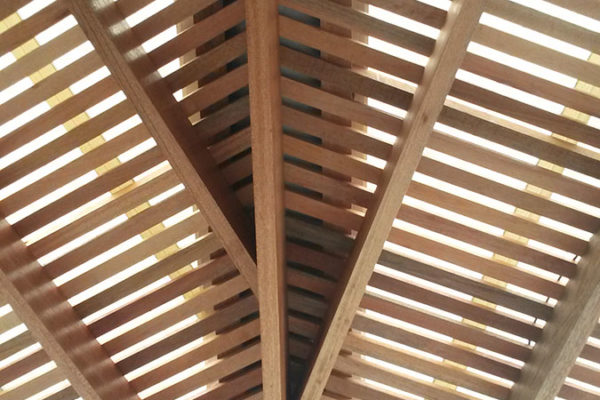 Timber Construction Pergola 5