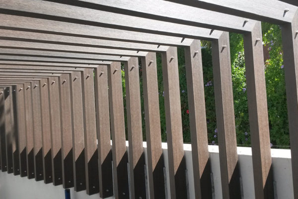 Timber Construction Pergola 7