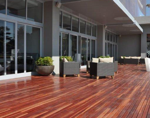 Timber Construction Timber Decking 10
