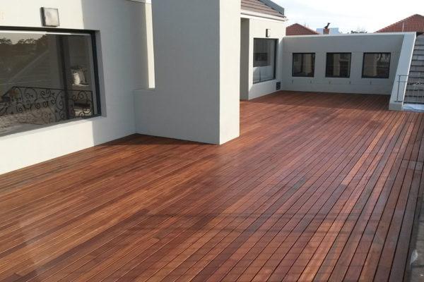 Timber Construction Timber Decking 2