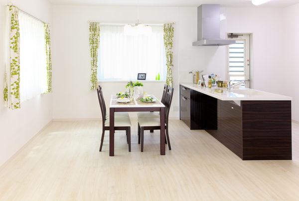 Timber Construction Vinyl Flooring 1