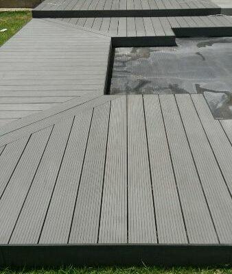 composite decking 36