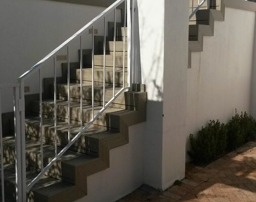 outdoor stairs balustrades 10