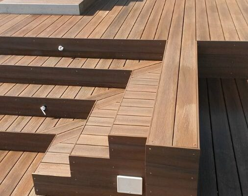 outdoor stairs balustrades 5