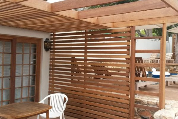 pergolas feature